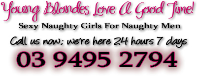 Call  A Young Blonde Escort Now On 94952792